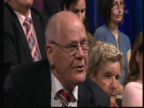 QandA May 25th - response to question on Ryan Commission Report