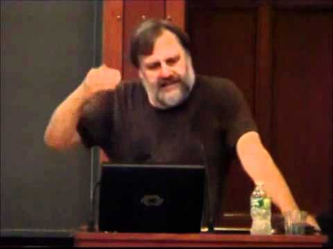 Only an Atheist Can Be a Christian- Zizek