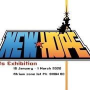 """นิทรรศการ """"New Hope Arts Exhibition"""""""