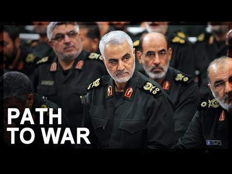 America and Iran in a game of brinkmanship