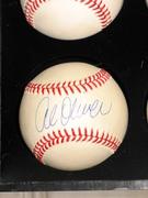 Non Hall of Fame Baseballs