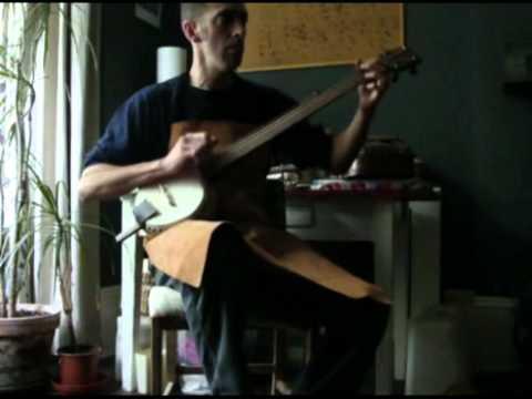 Gourd Banjo #3