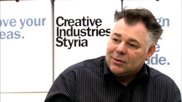 Creative economy up to designer John Thackara