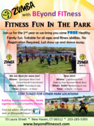 Zumba® w/ BEyond FITness In the Park