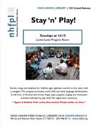 Stay 'n' Play for Babies and Toddlers