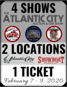 Atlantic City Auction and Car Show