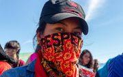 International Women's Day - Zapatista woman call for Black Ribbon