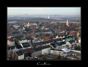 View over Bochum
