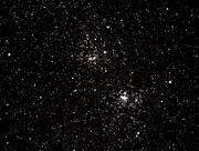 Dubbelhopen NGC 884 och 869