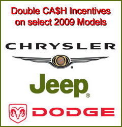 Chrysler Cash for Clunkers