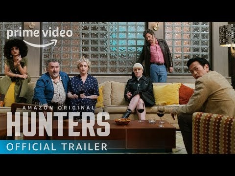 Jordan Peele's Nazi Hunting Show 'Hunters' Releases New Trailer