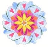 13-15 мая - уникальный семинар «Исцеляющие Мандалы. Сети Света»