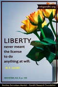 Thought For The Day ( LIBERTY )