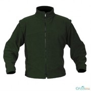 Green Hue Zippered Uniform