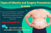 Types of Obesity and Surgery Procedures in India
