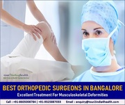 List of Best Orthopedic Doctors in Bangalore