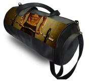 duffel gym bag