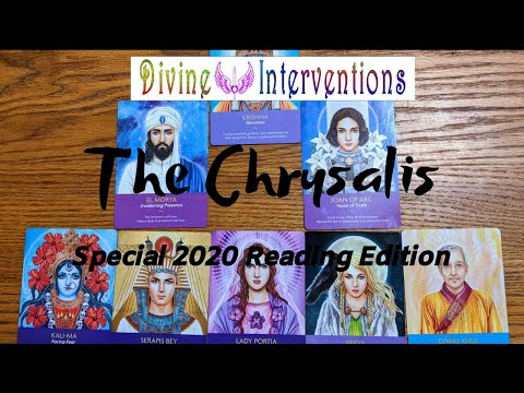 Special New Year edition! 2020 Divine Plan reading for the U.S.--what's in store?