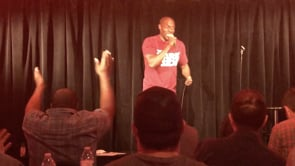 Maurice Whitfield at The Comedy Store!