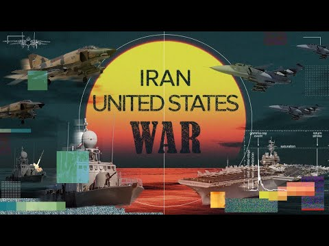 United States War With Iran Simulated