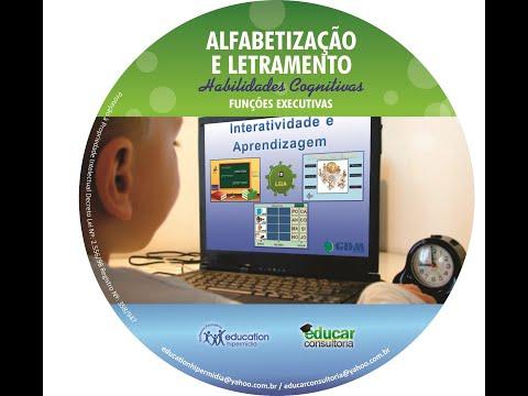 Software Educativo:Habilidade Cognitiva: Funções Executivas e Consciência Fonológica