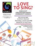 Third Open Rehearsal - Join the Chorus!