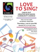 Second Open Rehearsal - Join the Chorus!