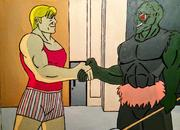 Roger Smith and Toxic Avenger