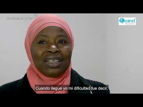 #MujeresMigrantes