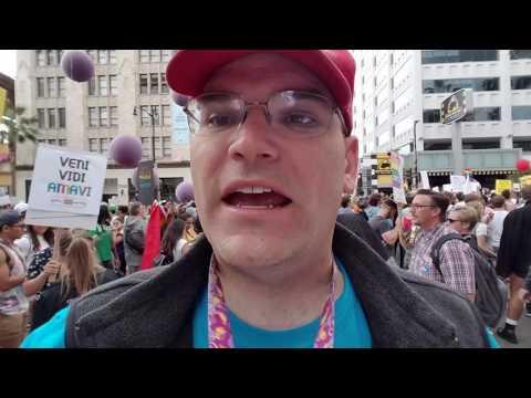 California MassResistance at LA Gay Pride Parade