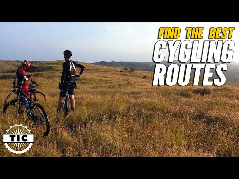 How To Find Cycling Routes