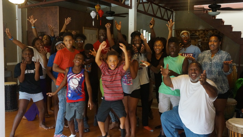 Journey to West Africa Summer Camp 2019