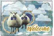 Welcome sheep