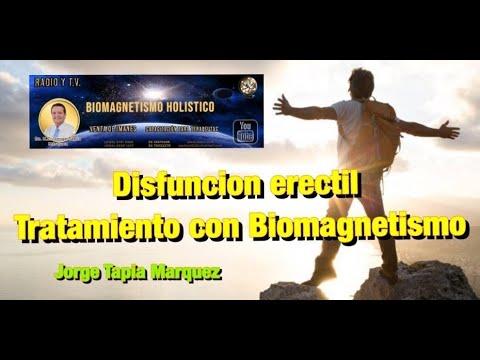 Disfunción eréctil y Biomagnetismo  2020