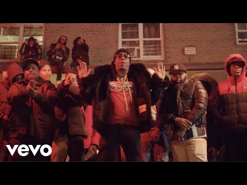 Uncle Murda - We Outside (Official Video) ft. Que Banz