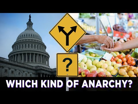 Do We Ever Really Get Out of Anarchy? - Questions For Corbett