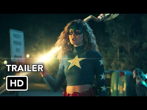 "Stargirl (The CW) ""Destiny"" Trailer HD - Superhero series"
