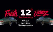 Fresh Jamz 12th Anniversary