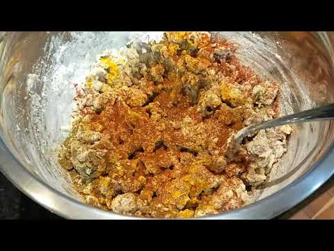 How to make falafels from beans