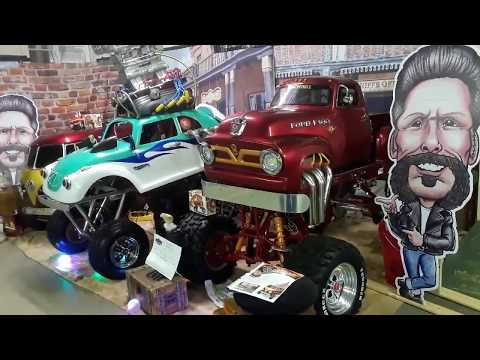 Bill's Bad A.. Bantam Builds At the 2020 Dragfest, Lebanon, PA