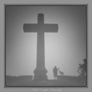 Ομίχλη στον Σταυρό του Φιλέρημου
