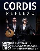 "MÚSICA: CORDIS apresenta novo álbum ""REFLEXO"""