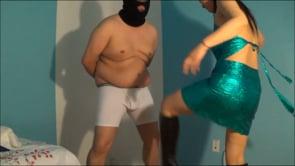 Asian Nut Kicking 2
