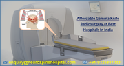 Affordable Gamma Knife Radiosurgery by Top Neurosurgeons at Best Hospitals In India