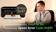 How to fix Epson Error Code 0x69