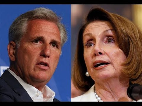 WATCH YOUR TONGUE- Angry Kevin McCarthy  DESTROY Nancy Pelosi and Entire DEM To SHREDS