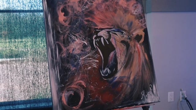 The Lion by Gio