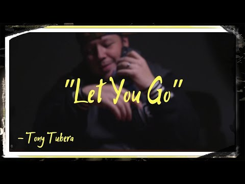 "NEW Christian Rap | Tony Tubera - ""Let You Go"" Music Video [Christian Music]"