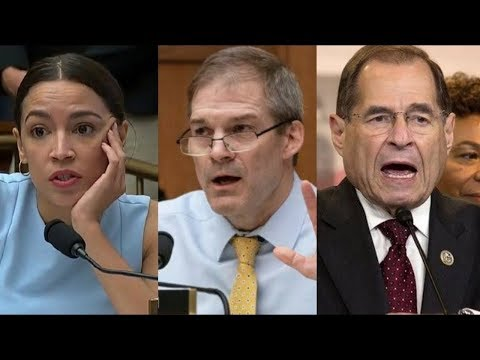 SHE SHOULD BE INDICTED - Jim Jordan LEAVES Ocasio Cortez SPEECHLESS In Congress