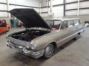 2020 Dragfest 1963 Chevrolet Bel Air station wagon
